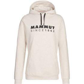 Mammut Logo ML Hoody Men, white melange